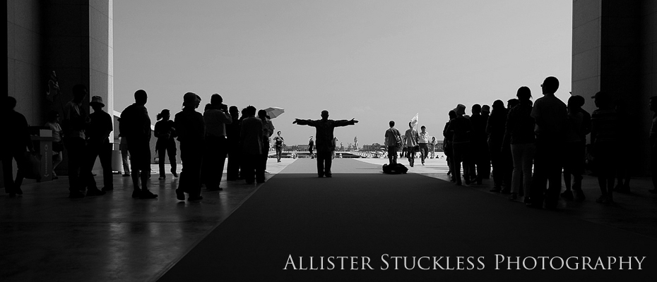 About Allister Stuckless Photography